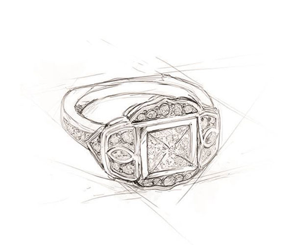 We Design & Create Custom Jewelry  Tiptons Fine Jewelry Lawton, OK